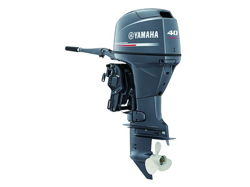 YAMAHA - F40JMHDL